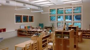 Монтессори-школа Северной Вирджинии