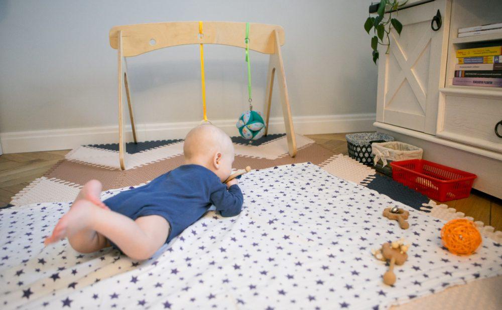 Комната для малыша до года