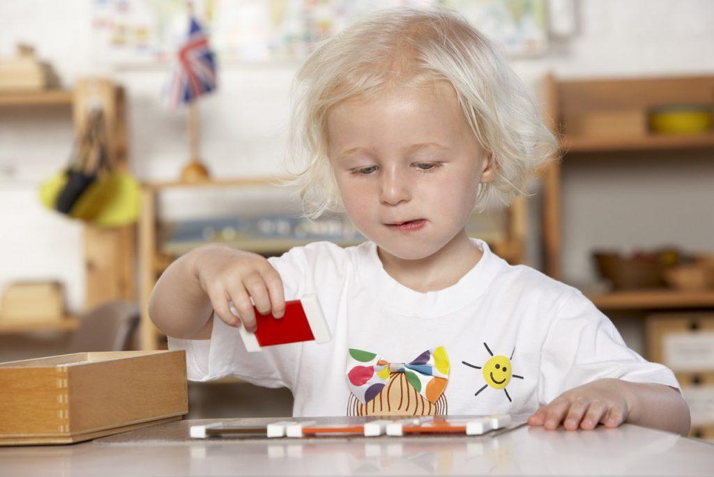 Есть ли дети, которые не занимаются в Монтессори-среде?
