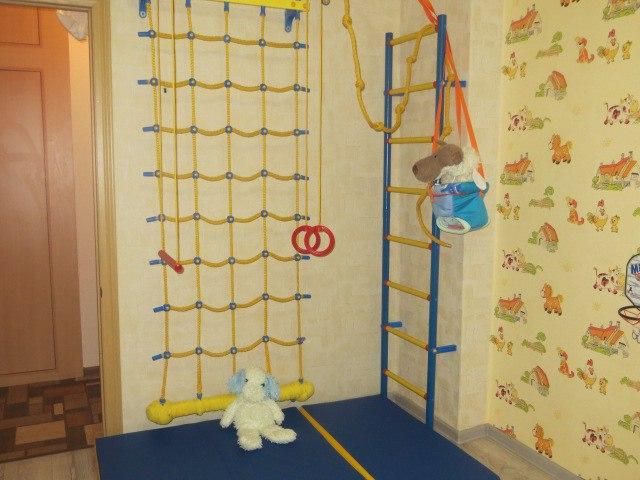 Монтессори-пространство: спортивный уголок для ребёнка