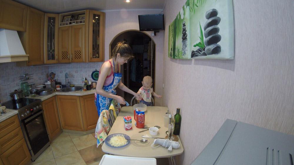 готовим с детьми Тыквенный крем-суп