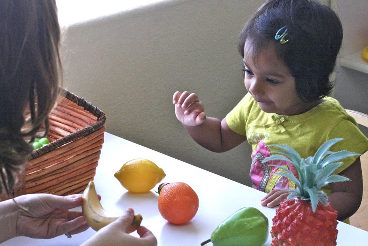 Зона расширения словарного запаса для ребёнка до 3 лет