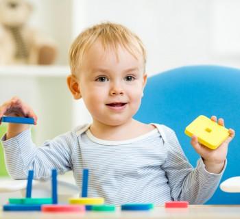 развитие тактильных ощущений ребёнка