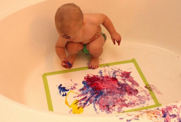 Творческие занятия для детей до 3 лет