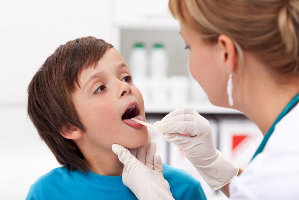 Как ходить с ребёнком к врачу?