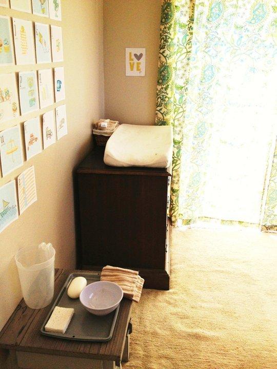 детская Монтессори-комната для двух братьев