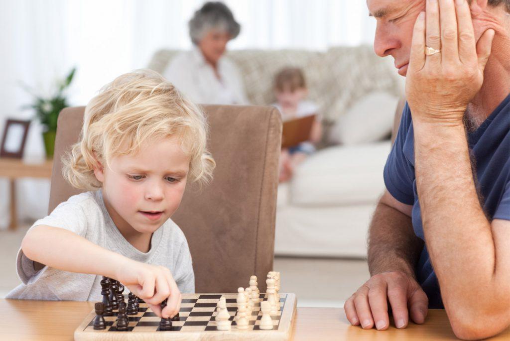 развитие внимательности у детей