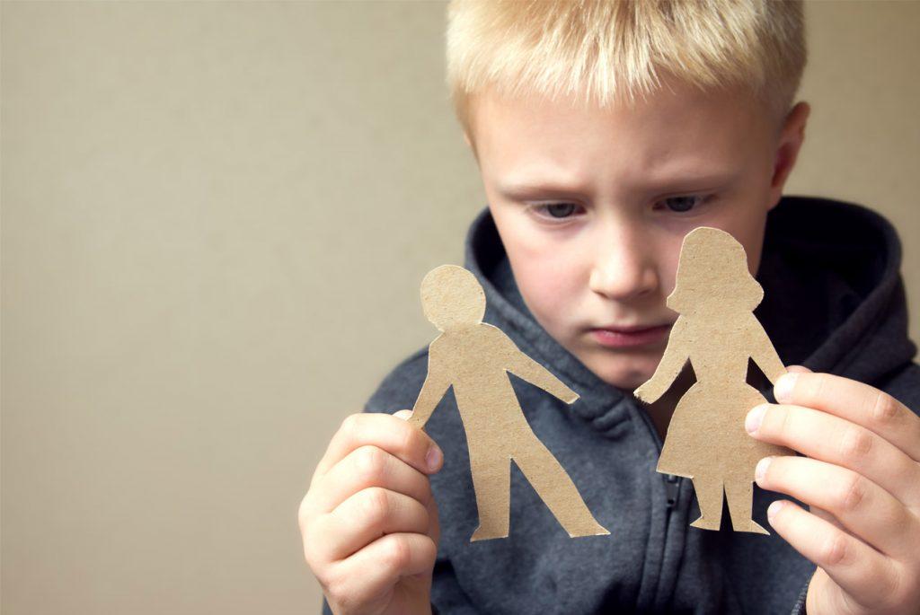 Как развод отразится на ребёнке?