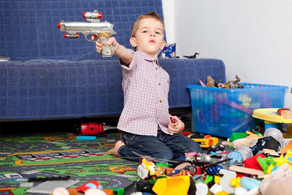 О вреде некоторых современных игрушек