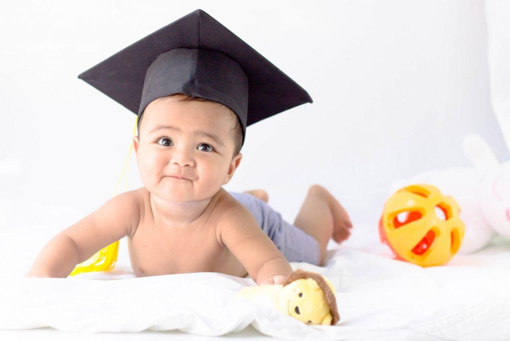 Сензитивные периоды развития ребёнка: восприятие порядка и развитие языка