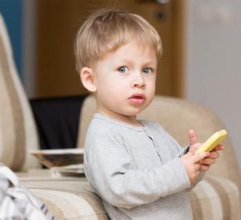 к чему дети проявляют интерес