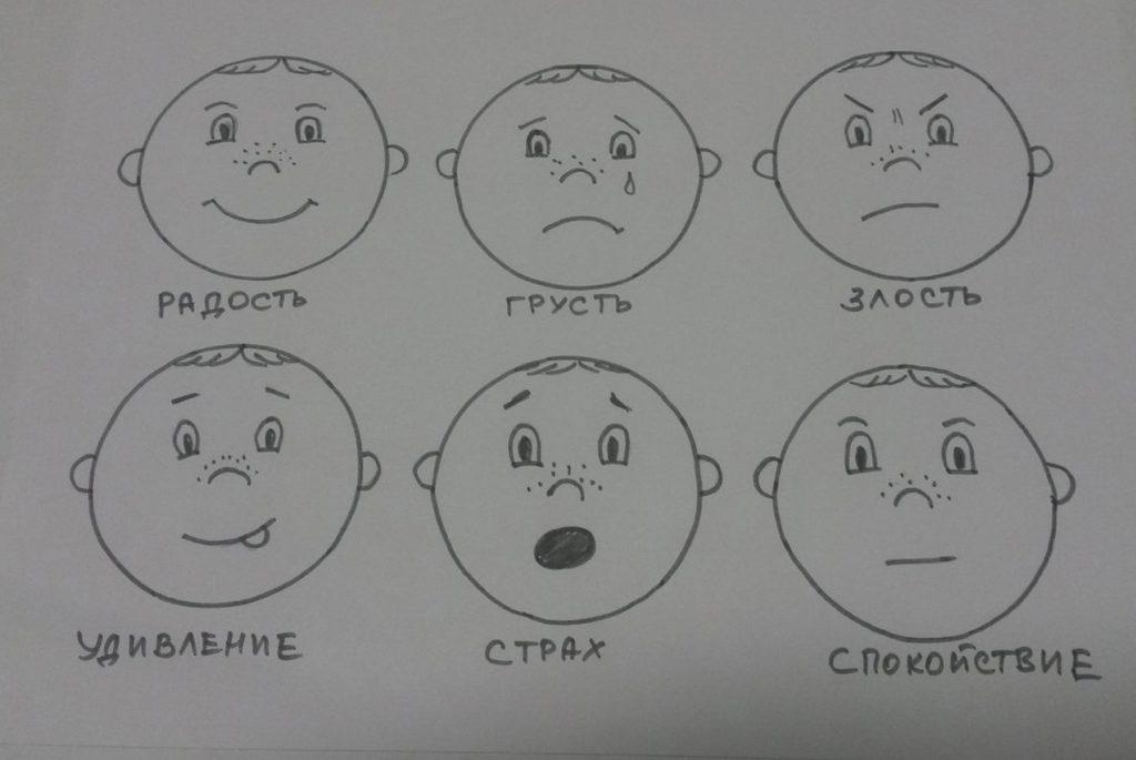Как рассказать малышам о чувствах и эмоциях