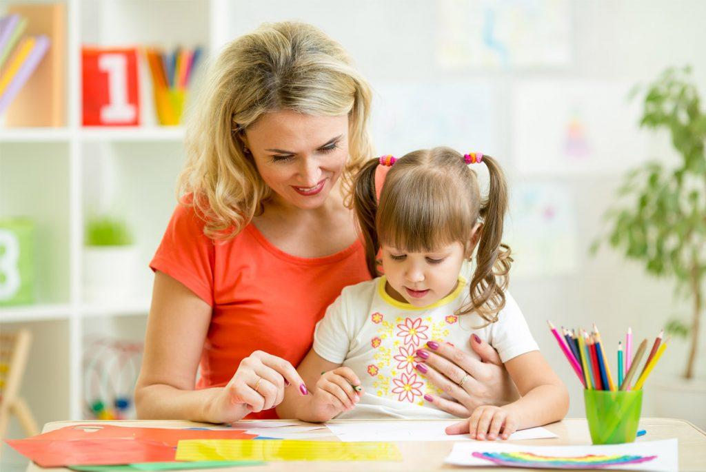 Когда ребёнку пора изучать иностранные языки?