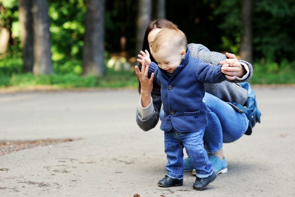 Сензитивные периоды развития ребёнка: утончение чувств и движений