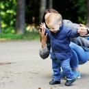 развитие чувств и движений ребёнка