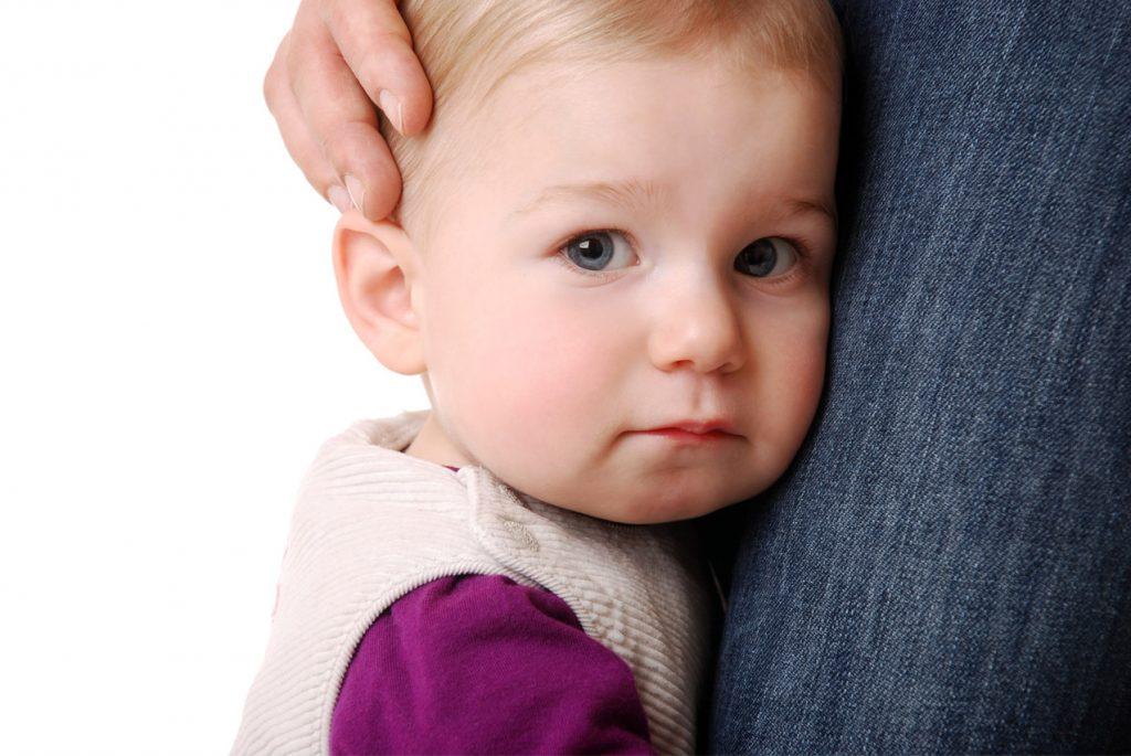 Как помочь стеснительному ребёнку?