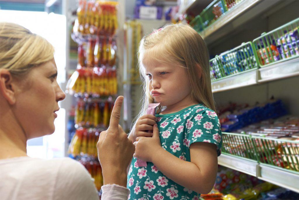 Как правильно говорить малышу «нельзя»