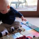 Сенсорное развитие детей до 1,5 лет