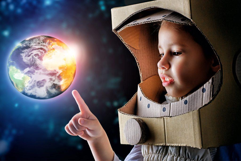 Космическое воспитание: основа начального образования Монтессори