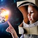 Космическое воспитание в Монтессори