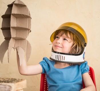 Воображение детей развивается не только тогда, когда речь идет о нереальных объектах