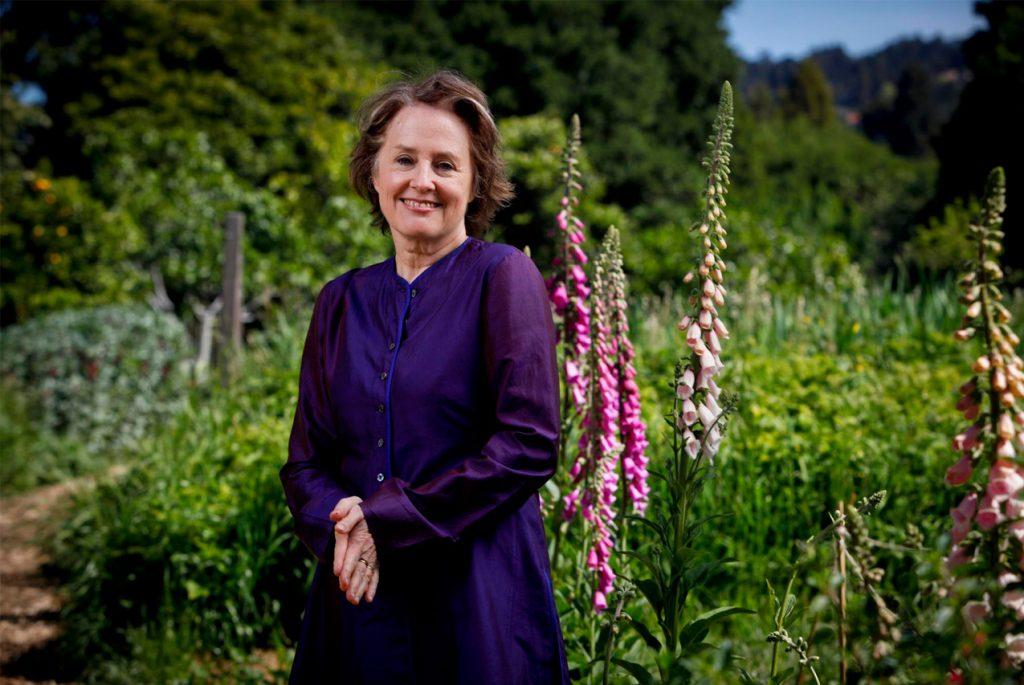 Элис Уотер: кулинар и общественный деятель