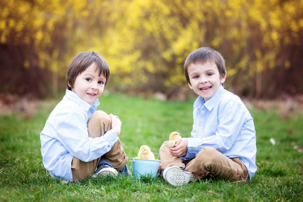 О нравственном развитии ребёнка