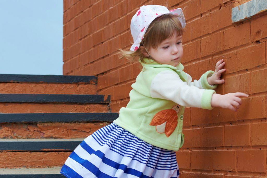прогулки на свежем воздухе с ребёнком