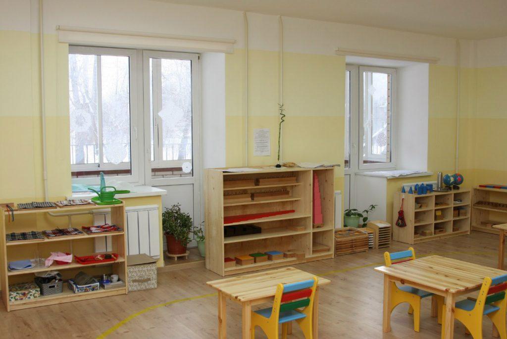 Монтессори в Ярославле: семейный клуб «Город в облаках»