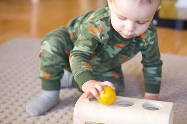 Занятия для развития ребёнка от десяти месяцев