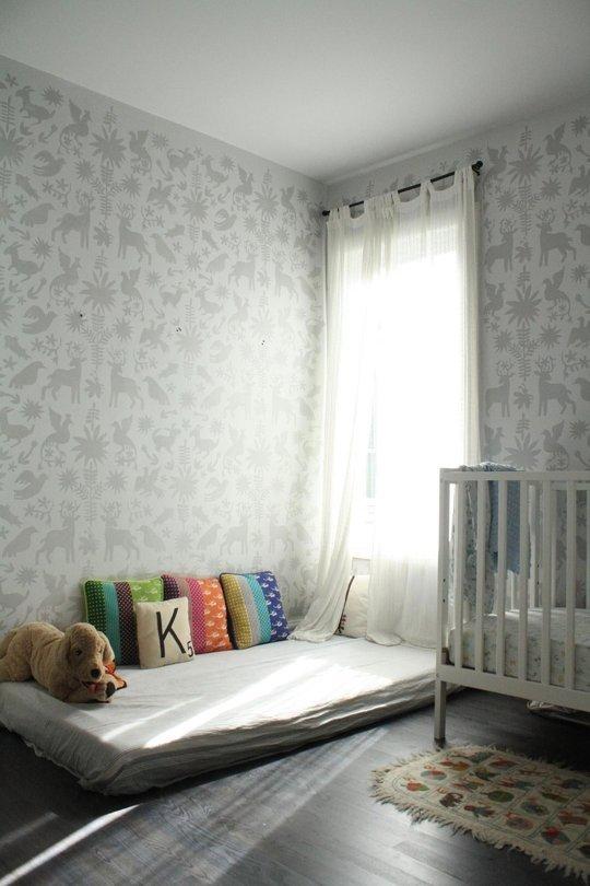 Детская кровать-матрас