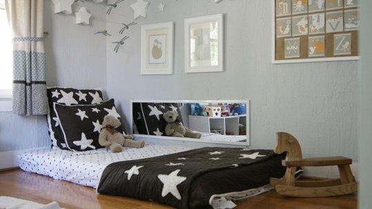 детская кровать для малыша