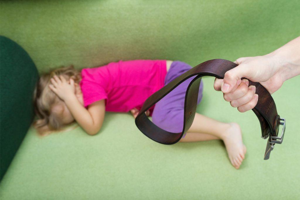 Как наказывать ребёнка