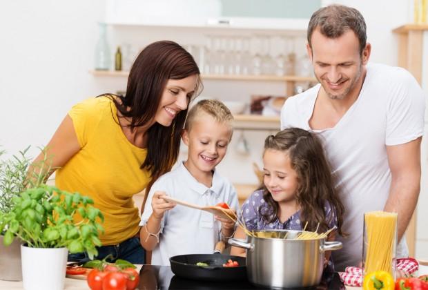 Правила родителей для счастливой семьи