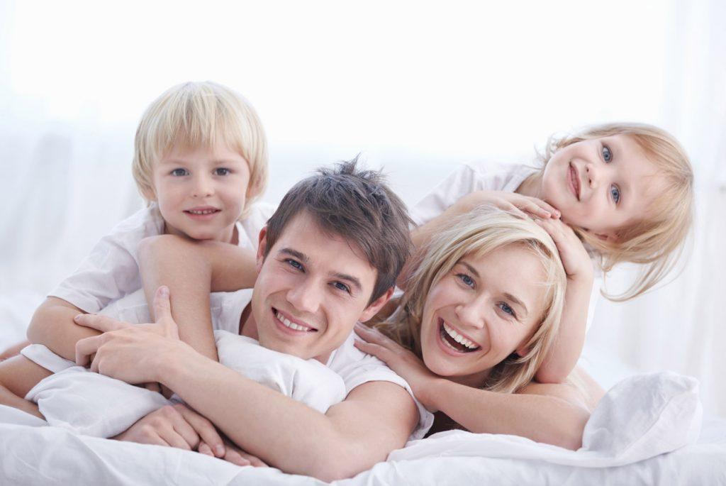 Заповеди общения родителей с детьми
