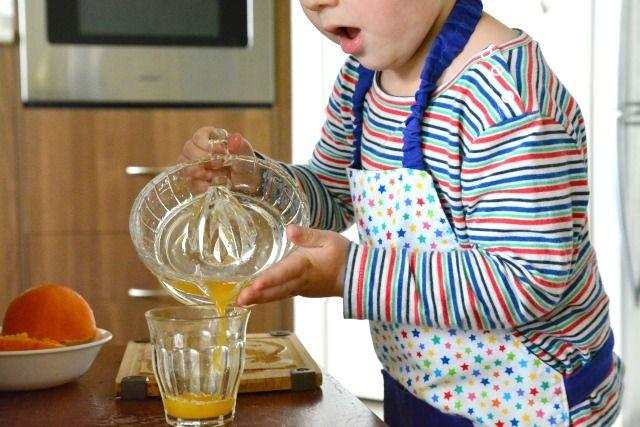 Монтессори дома: среда для ребёнка 1,5–3 лет