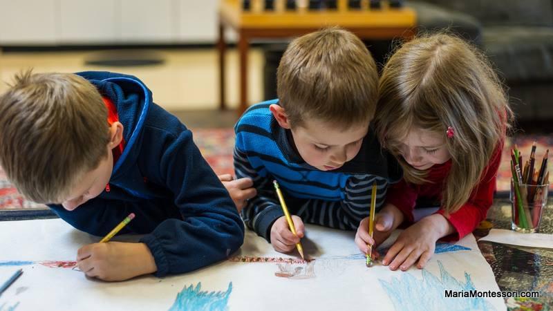 процесс социализации ребёнка