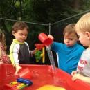 занятия для детей на даче
