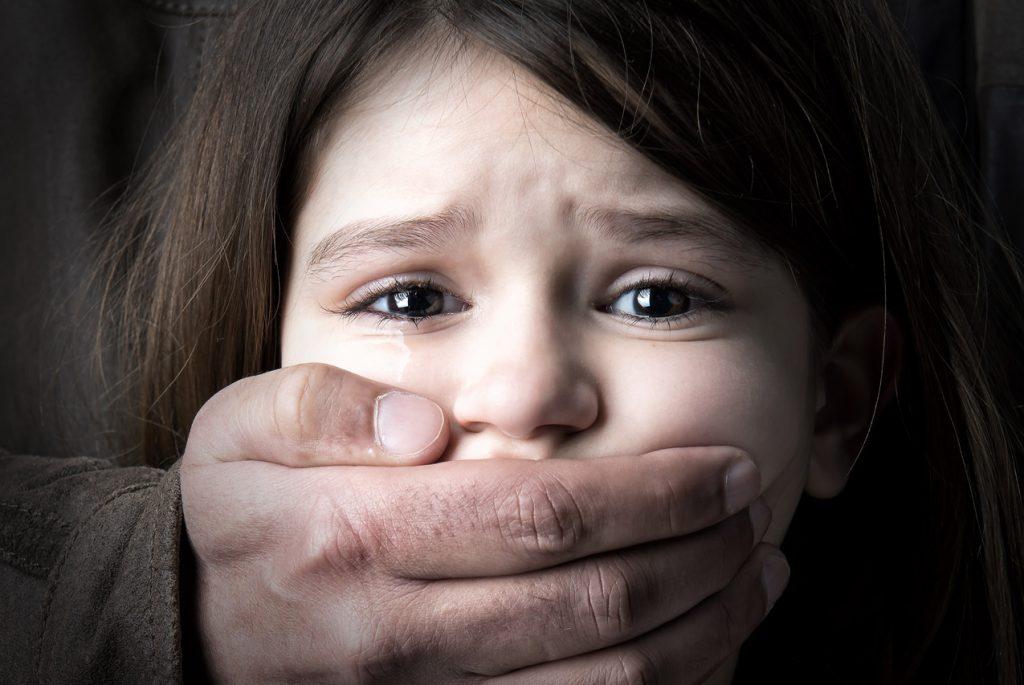 виды насилия над ребёнком