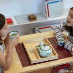 Свобода в Монтессори-группе для детей 3-6 лет