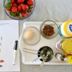 Готовим с помощью иллюстрированных рецептов