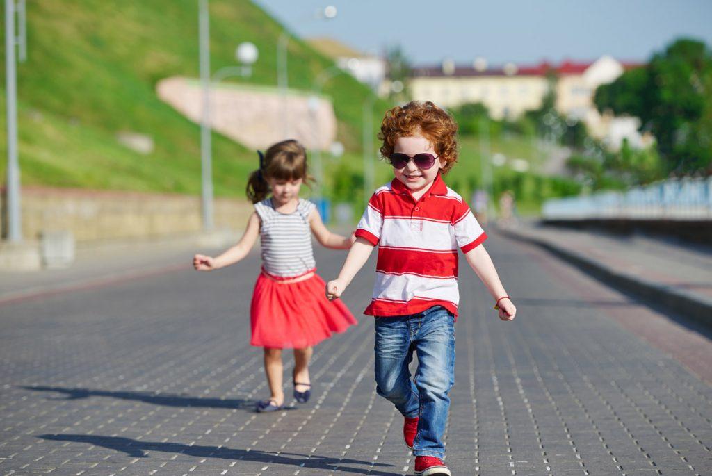 общение ребёнка с другими детьми