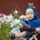 нужна ли ребёнку коляска