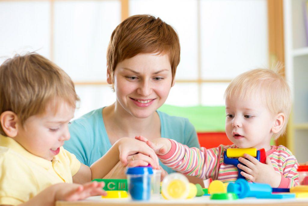 социализация детей в обществе