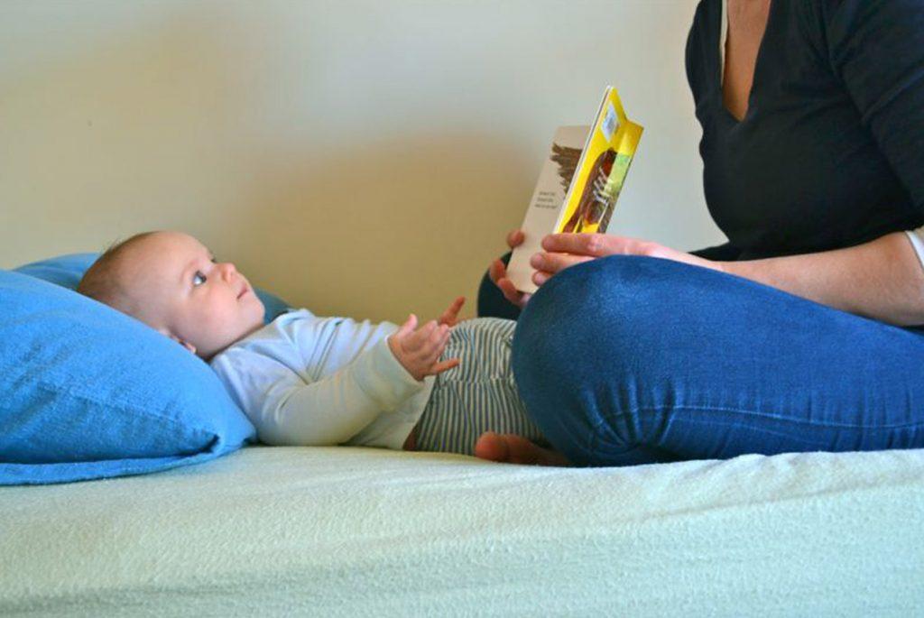 5 причин читать ребёнку