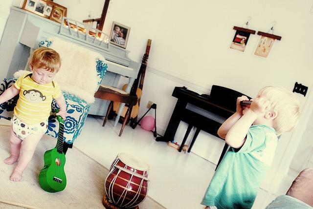 Музыка и семья