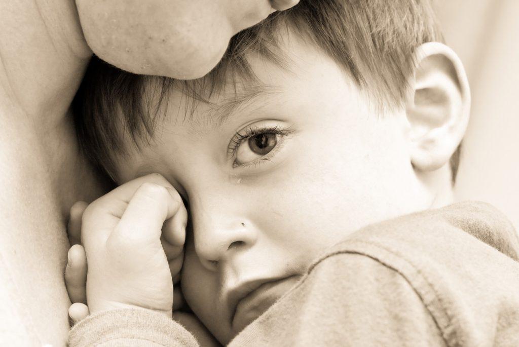 Как научить ребёнка защищаться?