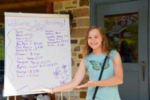 Обучение подростков по программе Эрдкиндер
