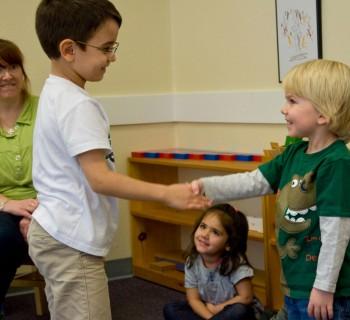 социализация детей
