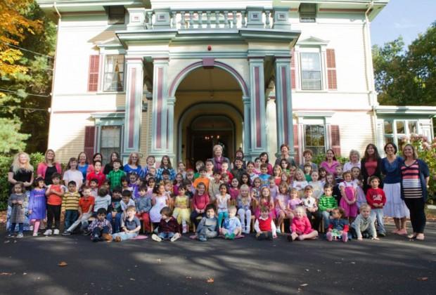 Монтессори-школа в Массачусетсе